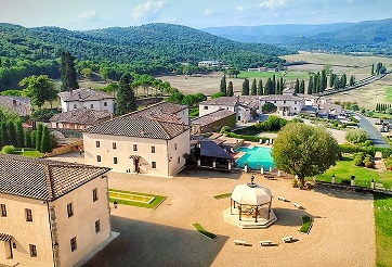 La Bagnaia Golf & Spa Resort Siena 5*