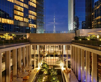 The Oberoi Dubai 5*