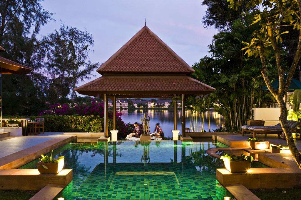 Banyan Tree SPA Sanctuary 5*