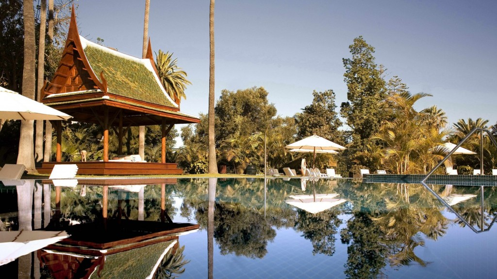 Botanico & The Oriental Spa Garden 5*