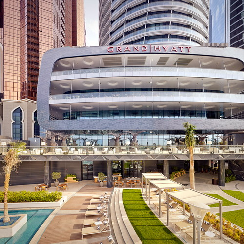 Grand Hyatt Abu Dhabi 5*