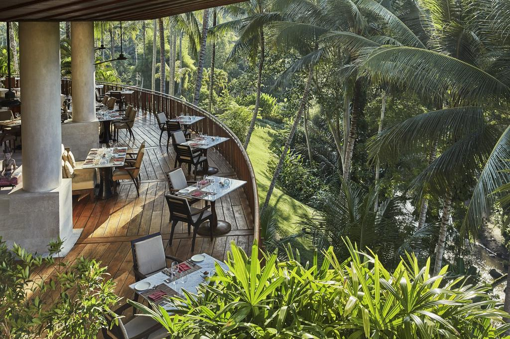 Four Seasons Resort Bali at Sayan 5*