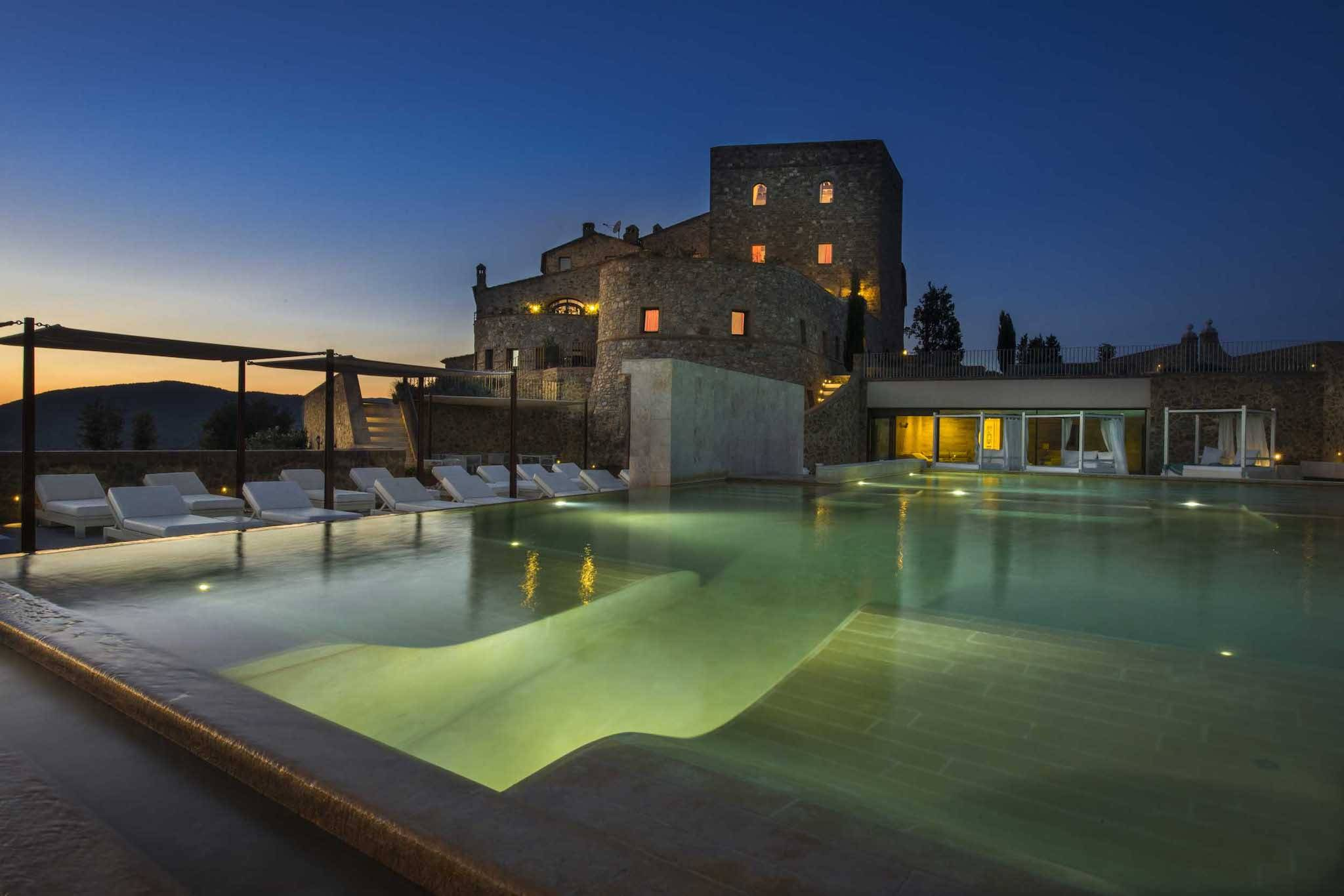 Castello di Velona Resort Thermal SPA & Winery 5*