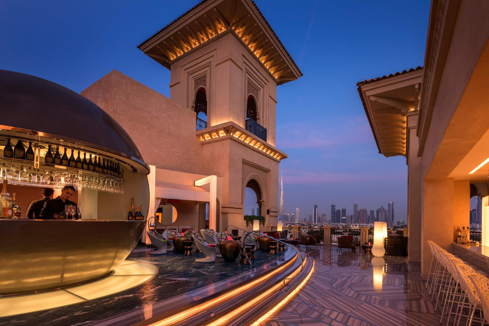 Four Seasons Resort Dubai at Jumeirah Beach 5*