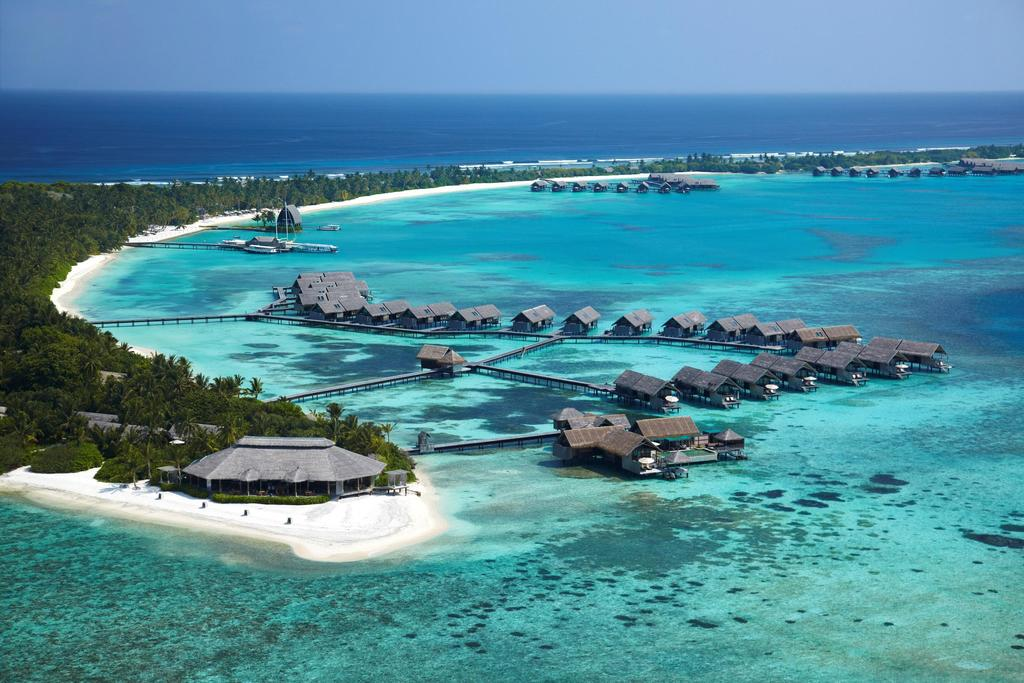 Shangri-La's Villingili Resort and Spa 5*